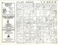 Pilot Grove T6N-R6W, Hancock County 1963